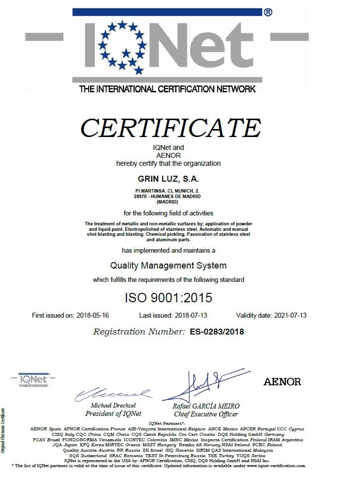 CERTIF ISO 9001 INGLES